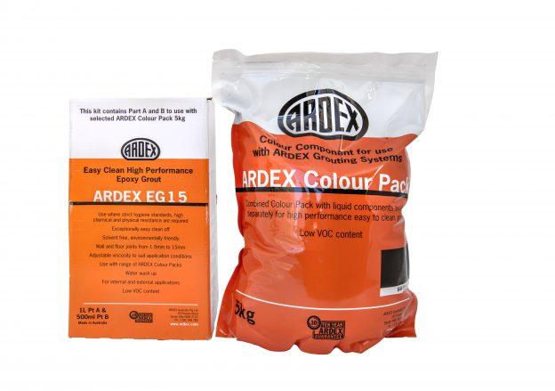 Ardex EG 15 Epoxy tile grout