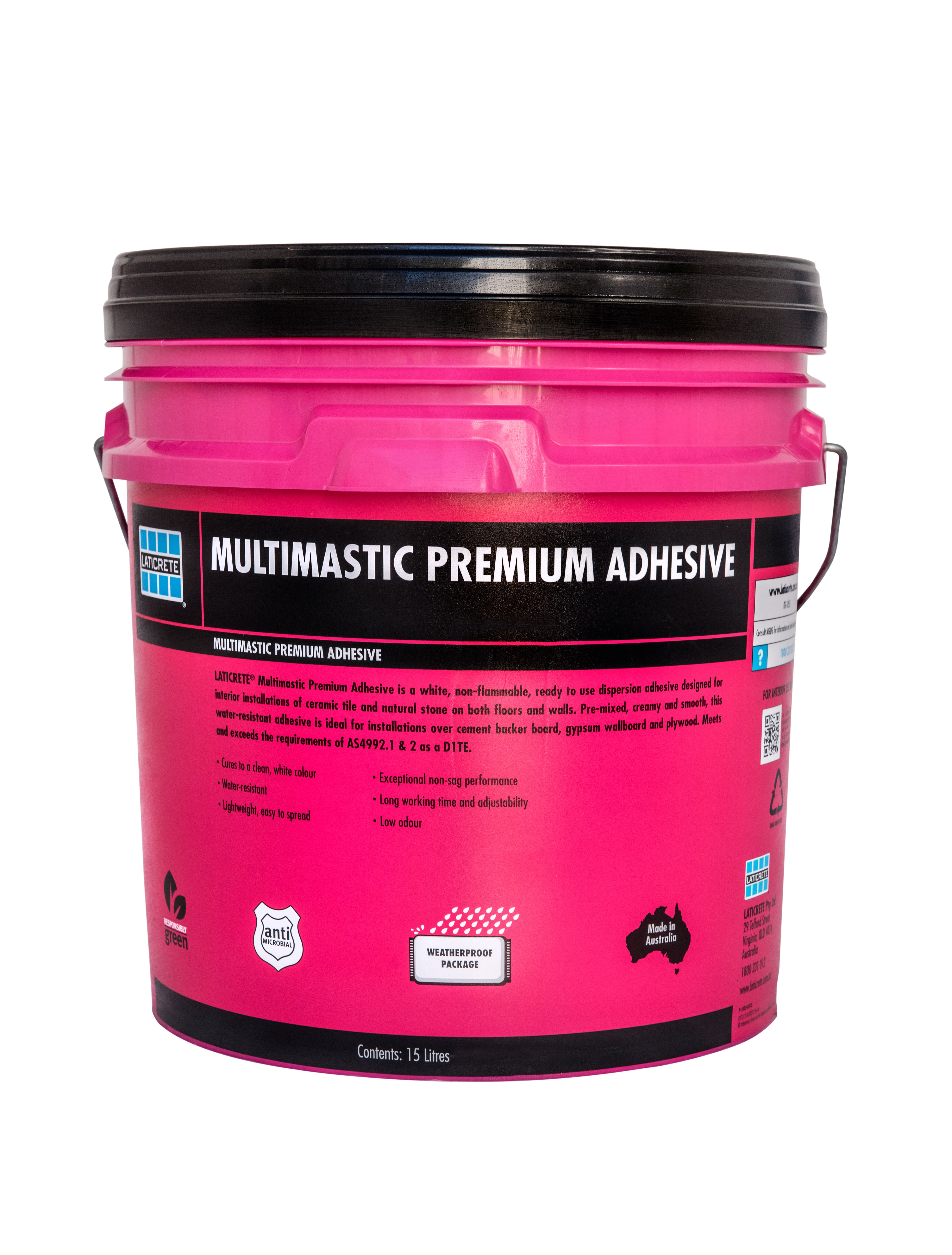 Laticrete Multimastic Premium Adhesive