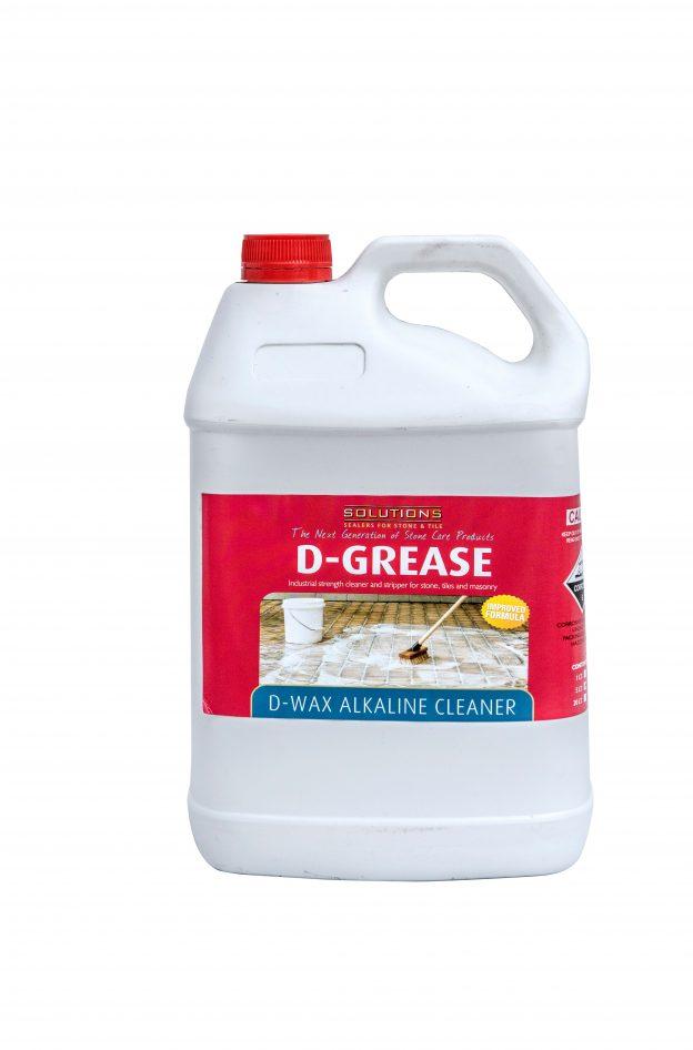D-grease tile cleaner
