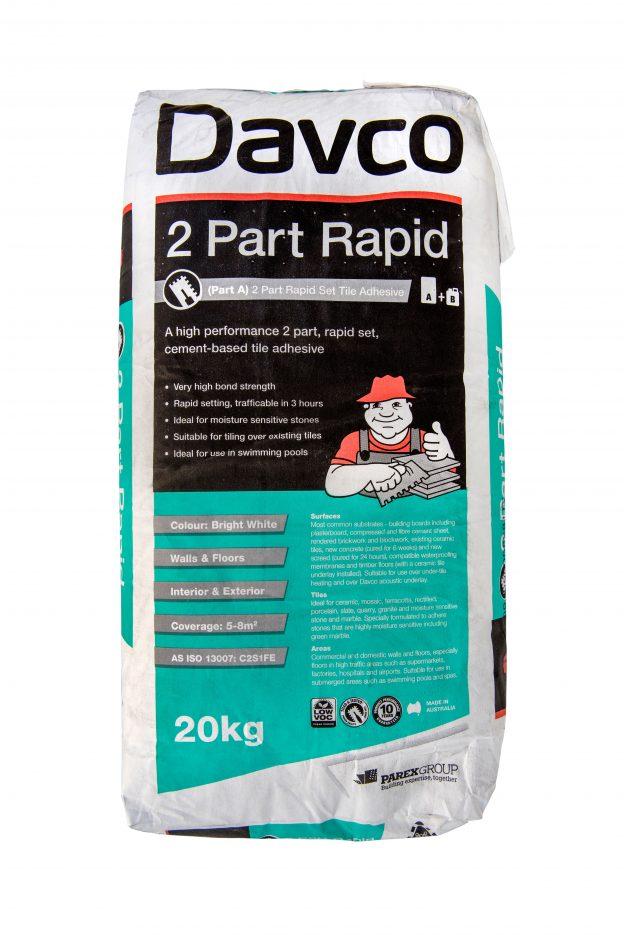 Davco 2 Part Rapid 20kg