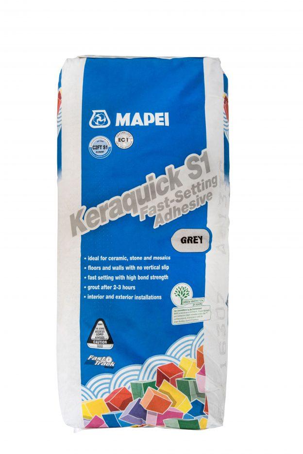 Mapei Keraquick S1 Fast-Setting Adhesive