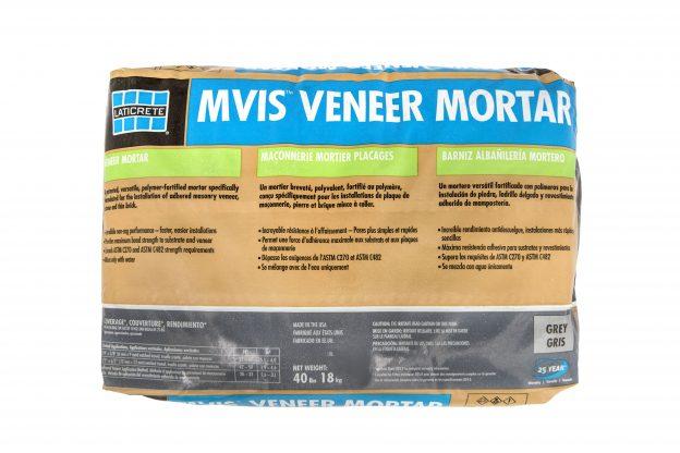 MVIS Veneer Mortar