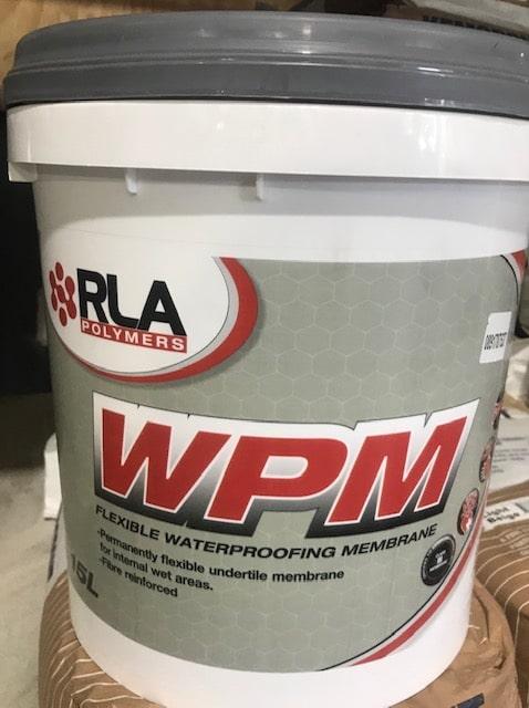 RLA Waterproofing membrane